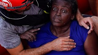 Open Arms acusa a Libia de abandonar náufragos