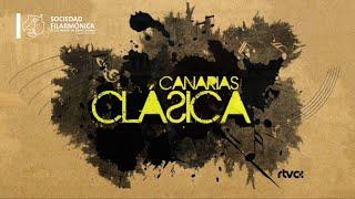 GRABACIONES REALIZADAS PARA EL PROGRAMA CANARIAS CLÁSICA DE TVC DE CONCIERTOS DE LA SF