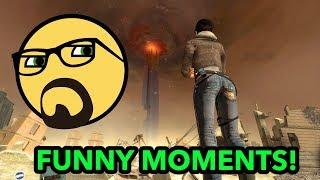 Half Life 2 Funny Moments