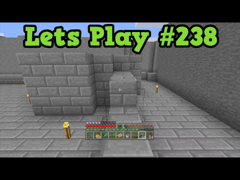 Minecraft Xbox 360 TU27 Lets Play #238 - MORE Floating Castle
