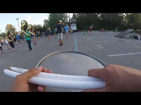 South Oldham high school snare cam - Ricky Garcia