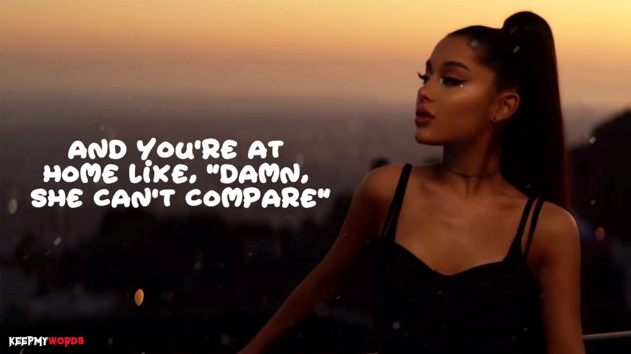 Ariana Grande Break Up With Your Girlfriend Im Bored Lyrics Video