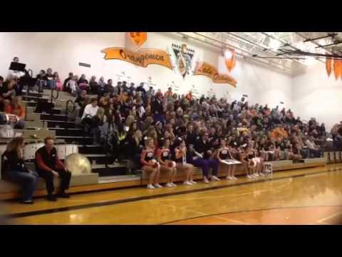Harlem shake at Beatrice high school