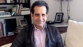 """Tony Shaloub is best known for his Emmy-Award winning role in """"Monk,"""" in which he plays an obsessive compulsive germaphobe detective. Now, he's revealing ..."""