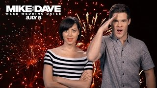 Mike & Dave Need Wedding Dates | Fireworks Tips with Adam Devine & Aubrey Plaza