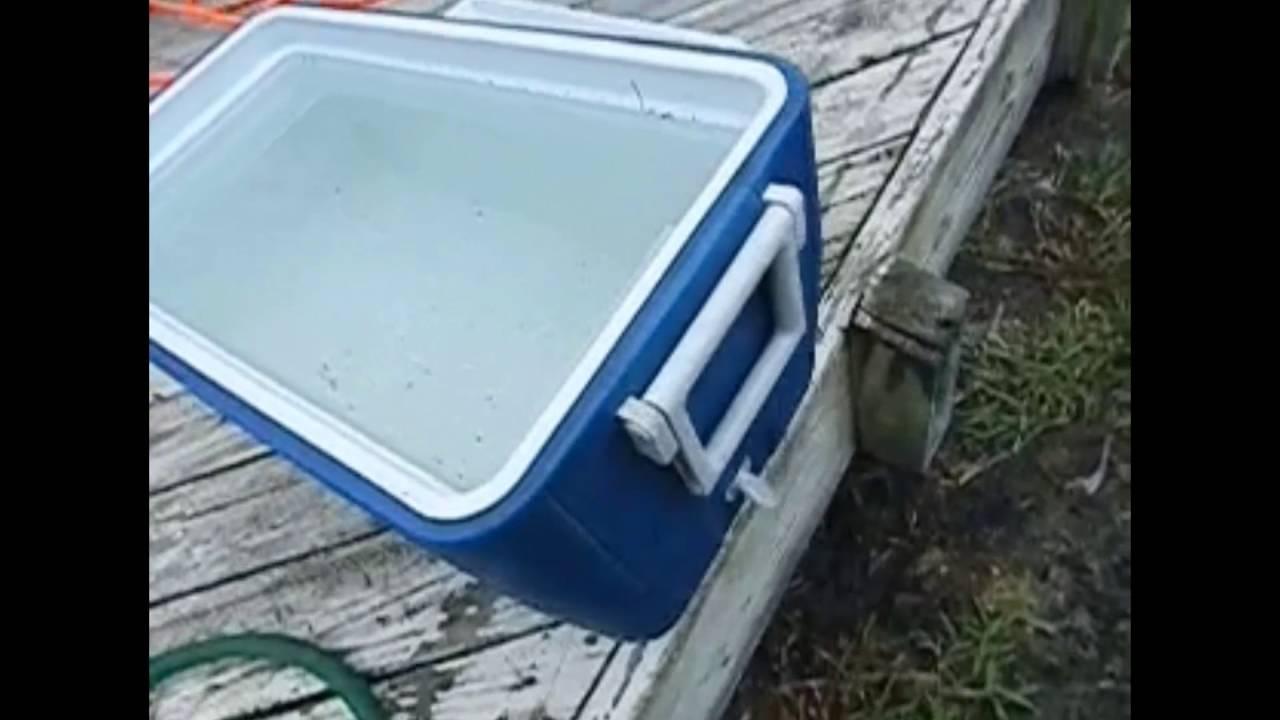 Cooler Drain Cap Quick Fix YouTube