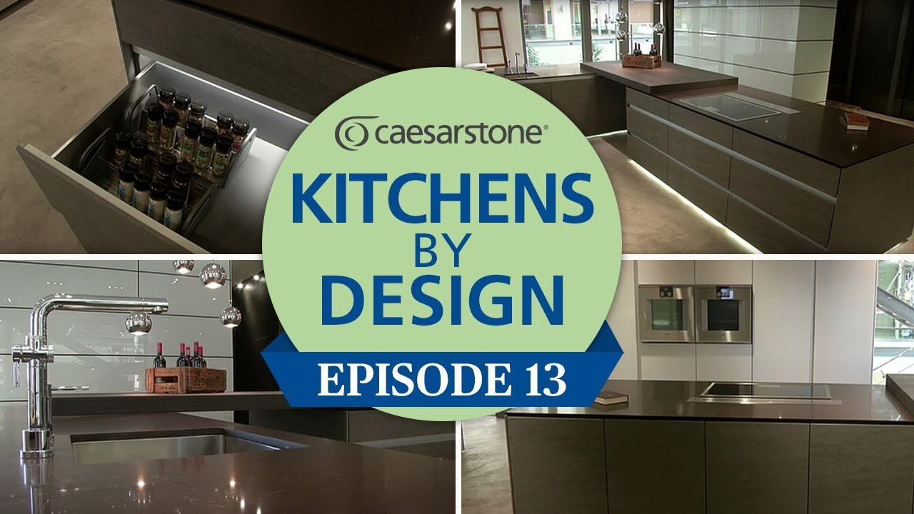 Kitchens By Design Episode  YouTube - Kitchen by design