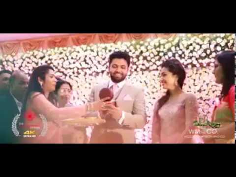 Rakshith Shetty And Rashmika Mandana Engagement Highlights