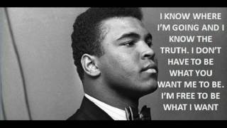 10 of Muhammad Ali's best quotes (R.I.P. 1942-2016)