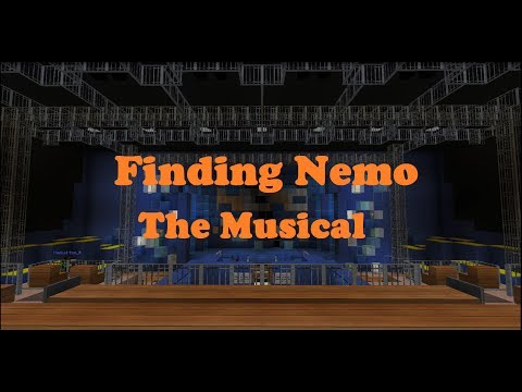 The Palace Presents --- Finding Nemo The Musical
