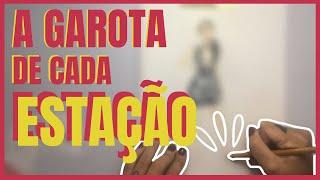 1 POSE 4 ESTAÇÕES | DESENHO DE MODA
