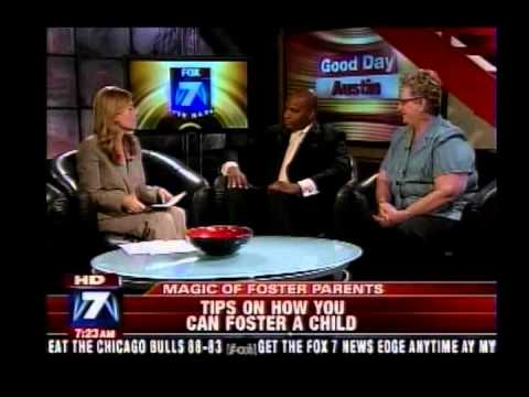 Foster Care Fox News Interview Austin Texas