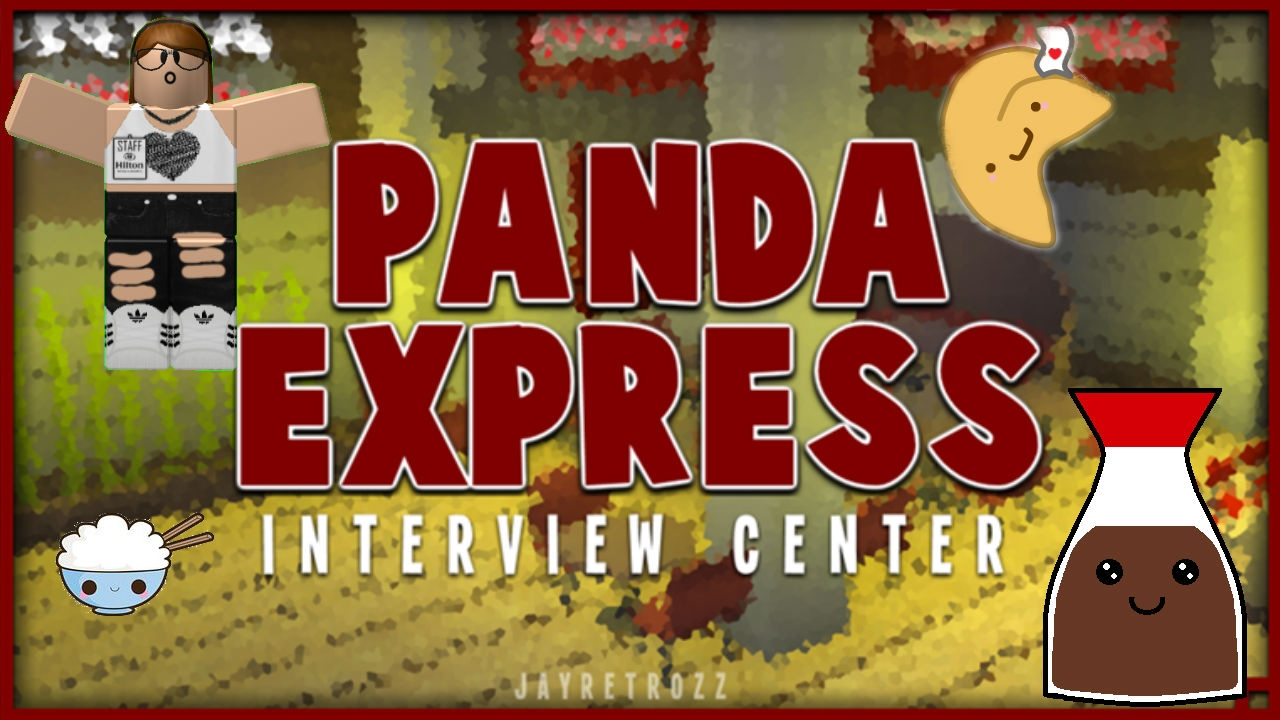 what to wear for panda express interview