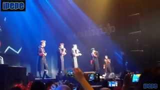 "[FANCAM] Sing Indonesian Song ""Sayang Semuanya"" - 2PM - GO CRAZY WORLD TOUR [JAKARTA-28.03.15]"