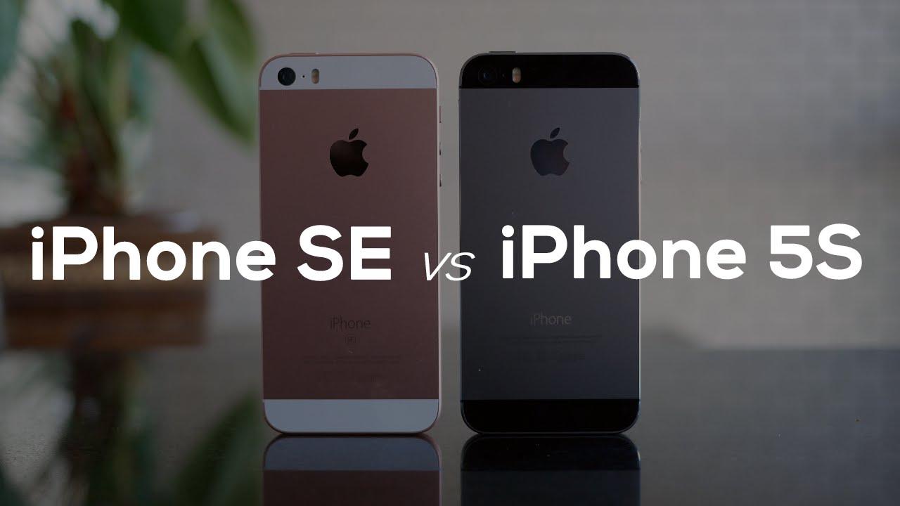 Iphone Se Gb O