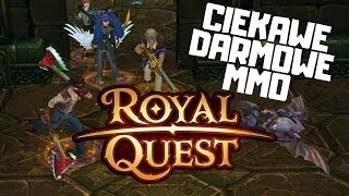 Royal Quest PL - Darmowe MMO - Opis Gry i jej Cechy