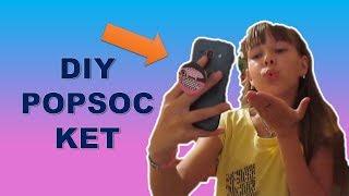 DIY POPSOCKET\Как сделать Попсокет своими руками