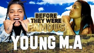 One of Michael McCrudden's most viewed videos: YOUNG M.A - Before They Were Famous - OOOUUU