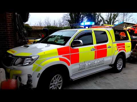 Irish Coast Guard, Toyota Hilux (E.L.S)