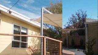 Mulders Domestic Shade Sails Photo Library