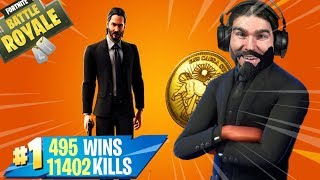 🔴 FORTNITE Lv.61 PATCH 9.01! NOUVEAU FUCILE ET JOHN WICK IN ARRIVO! CODE SUPPORT -xiuderone