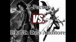 death match ezio auditore vs black widow marvel movies