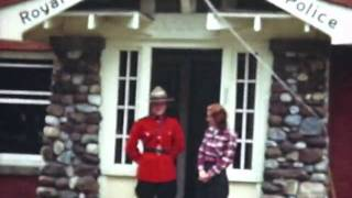 RCMP Royal Canadian Mounted Police Alberta 1948