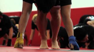 Kru Muay Thai Kickboxing Training In Knoxville Tennessee