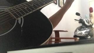 Lời đắng cho cuộc tình-Đan Nguyên-cover-guitar-solo
