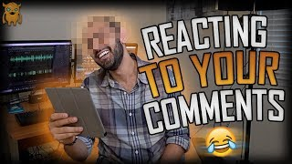 Reacting to Your Comments on My Face Reveal (+ what's next)