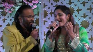 """""""Woh Chand Khila"""" """"Shankar Jaikishan Night"""" Performer Aishwarya & Mohankuamr Bhandari,"""