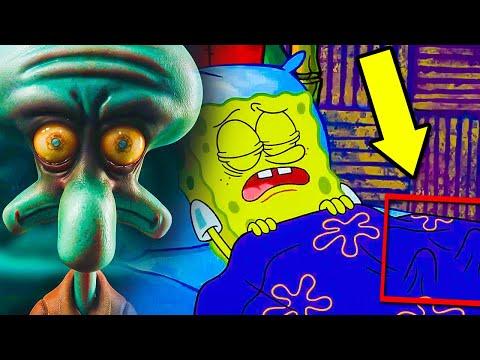 Easter Eggs U0026 References In SpongeBob Season 11