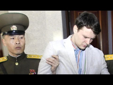 U.S. student sentenced to 15 years hard labor in North Korea