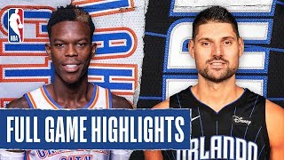 Download THUNDER at MAGIC | FULL GAME HIGHLIGHTS | January 22, 2020 Mp3 and Videos