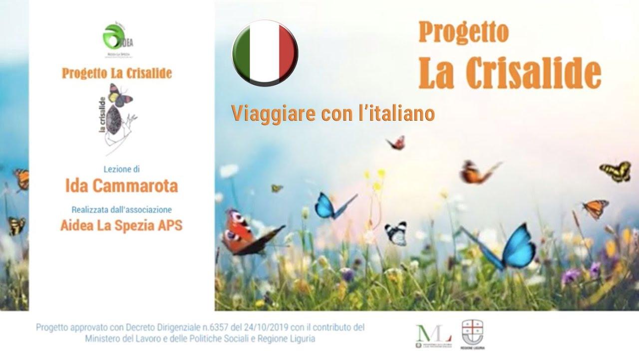 Viaggiare con l'italiano - Ida Cammarota