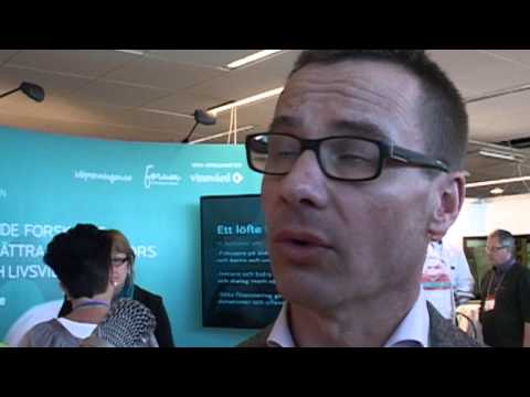 Socialförsäkringsminister Ulf Kristersson om barns och ungdomars psykiska ohälsa