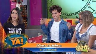 ¡a Mauricio Garza Le Gustan Los Golpes En La Intimidad! | Cuéntamelo Ya!