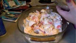 IntheKitchen: Crab Bake