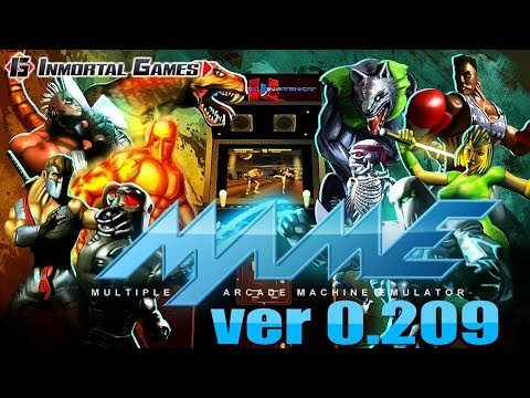 Best 82+ Mame 0 209 Bios Pack - Video PDF Free Download