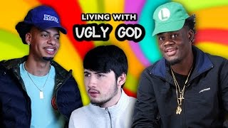 LIVING WITH UGLY GOD