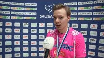 """Classic tyrmäävän kova Cup-finaalissa – """"Iso peukku Tallinnan tapahtumalla"""""""