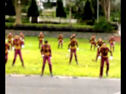 Philippine National Police Academy (PNPA) Cadettes Dancing