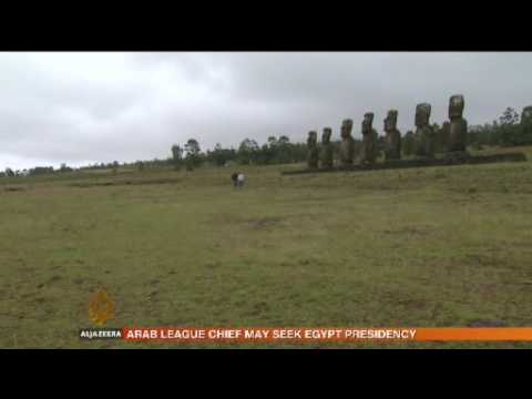 Easter Island threatened by deforestation - 21 Oct 09