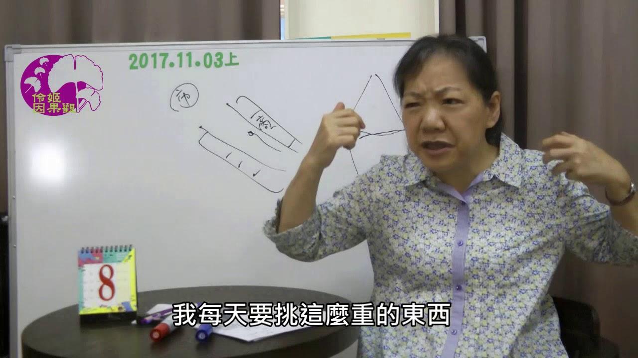 強迫試吃--伶姬因果觀座談會實況錄影(00705) - YouTube