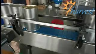 플라스틱 캔 플레어링 씰링 기계, 종이 튜브 캔 플랜지…