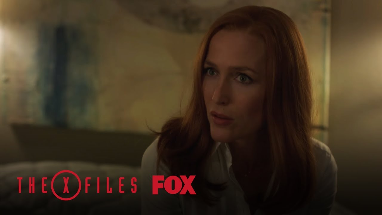 Download Scully & Mulder Disagree Over Ghosts Being Real | Season 11 Ep. 3 | THE X-FILES