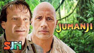 How Will Jumanji 2 Honor Robin Williams?