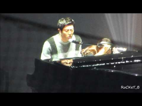 151010 All Of Me 찬열 무대 ChanYeol solo