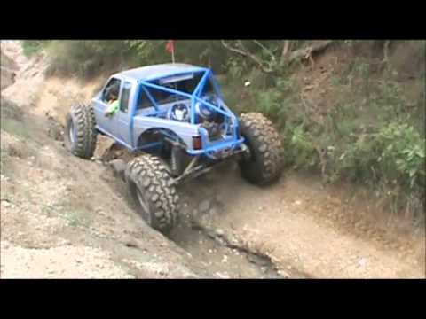 S10 Truggy in the Trench at Bundy Hill Offroad Park 9-1 ...