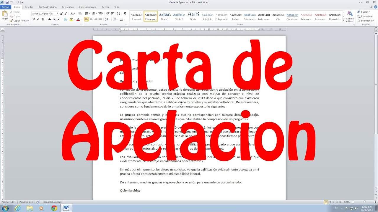 Ejemplos De Una Carta De Perdon De Inmigracion En Ingles